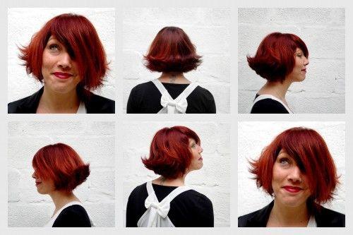 Capt'emotion photographie Lille Nord Pas-de-Calais - Mariage - Portrait - Event - Naissance  Salon coiffeur , coiffure , red hair, carré