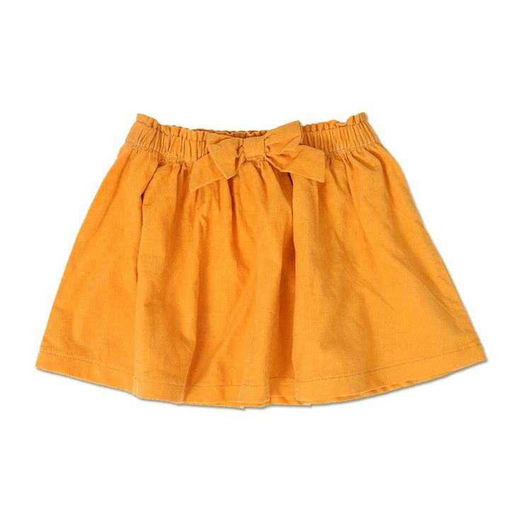 Ricochet Kids Cord Skirt - Dresses & Skirts - Toddler Girls - Clothing - The Baby Factory