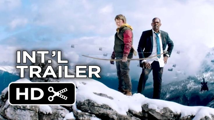 Big Game Official International Trailer #2 (2015) - Samuel L. Jackson Ad...