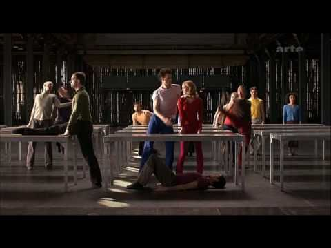 ▶ William Forsythe - One flat thing reproduced 01/03 - YouTube ... so glad I found this! Saw it on TV years ago ... BRILLIANT ... and totally ahead of it's time in some ways.