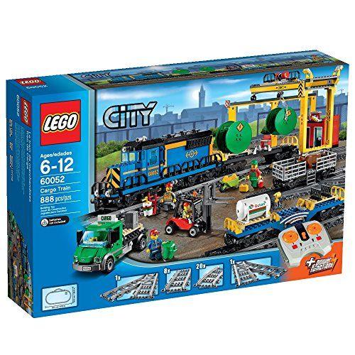 LEGO City Cargo Train - http://www.kidsdimension.com/lego-city-cargo-train/
