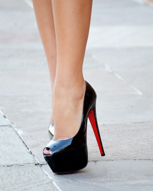 christian louboutin highness 160 black
