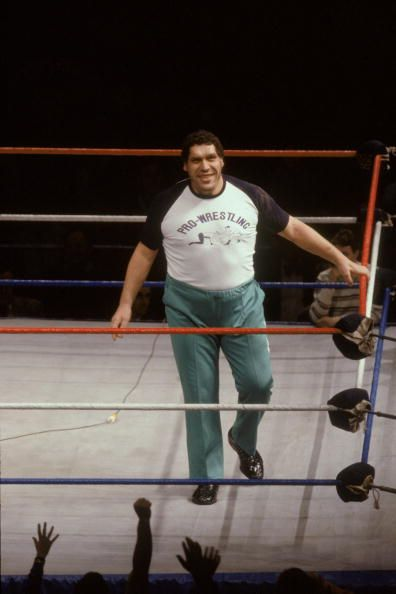 10 Crazy Facts You Didn't Know About Andre The Giant (my favorite guy).