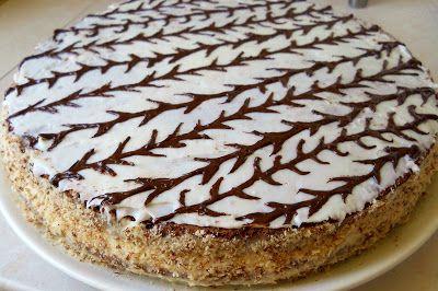 Ízek, zamatok: Eszterházy torta   Receptek   Pinterest