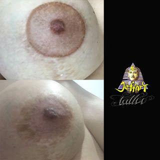Jeffart Tattoo Studio - Tatuagens exclusivas, personalizadas com o maior profissionalismo.: Tatuagem de reconstituição da auréola