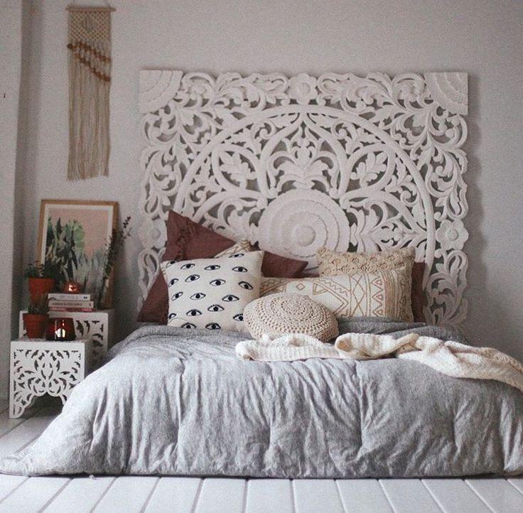 17 Best Ideas About Shower Curtain Headboard On Pinterest