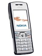 Nokia E50 specifications
