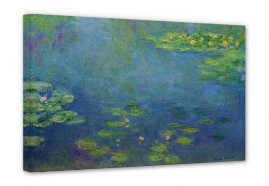 Stampe su tela - Monet - Stagno delle ninfee