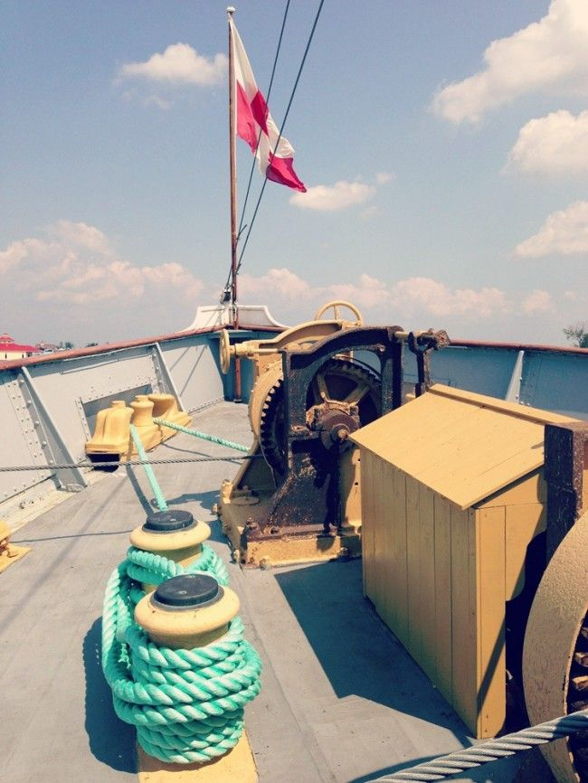 Visiting the S.S. Keewatin, Port McNicoll, Ontario | SoFawned.com