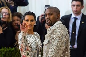 The most famous couple will not appear together at the 2017 Met Gala.        According to People, Kanye West is not going to join his wif...