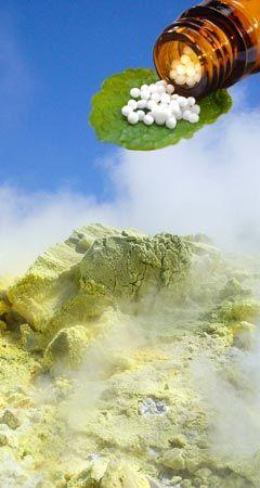 Sulfur Globuli – Wirkung und Anwendung in der Homöopathie