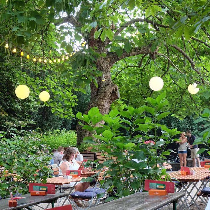 STADTGARTEN I Belgisches Viertel I Venloer Str. 40, 50672 Köln I Restaurant…