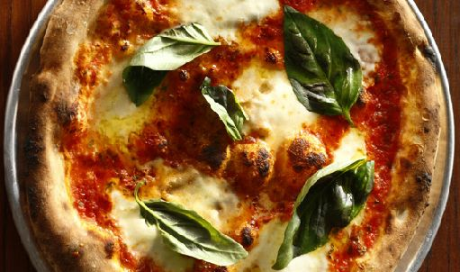 Margherita pizza: to die for
