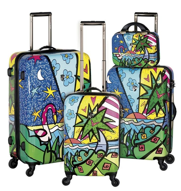 25 best Everything Luggage images on Pinterest   Luggage sets ...