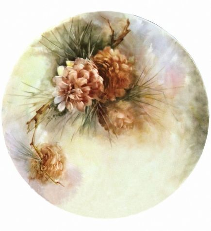 Цветочная нежность в картинах Sonie Ames... / Декупаж / Картинки для декупажа