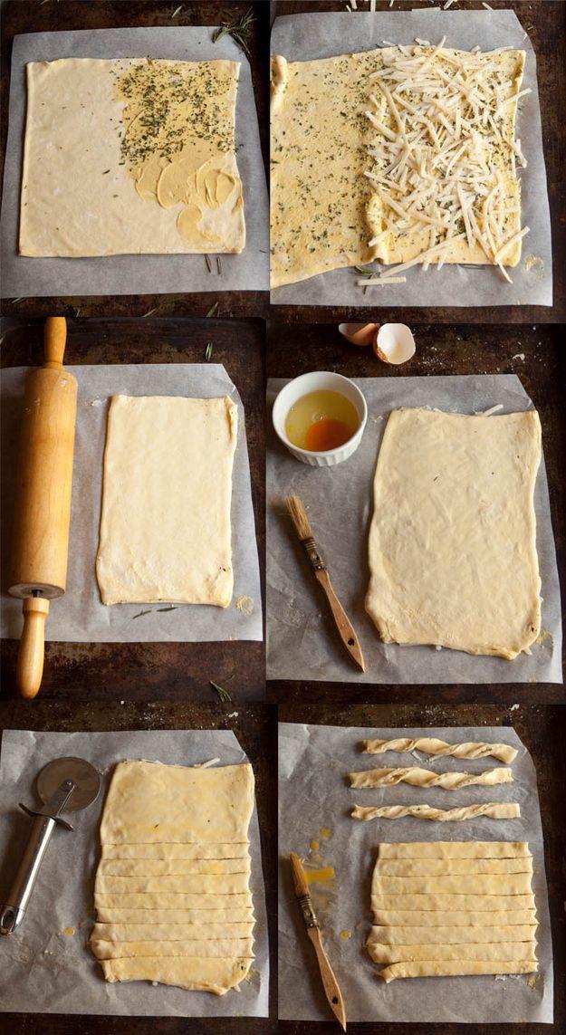 rosemary parmesan cheese sticks