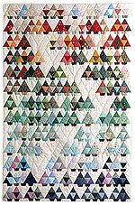 Display real size picture of How to make a Canadian seasons quilt: Materials