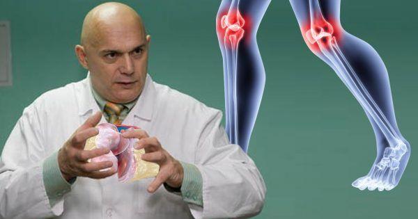 """Doktor doktor Bubnovský: """"Dokonce i když máte více než 50 let, naučím vás léčit klouby!"""" Věřím mu."""