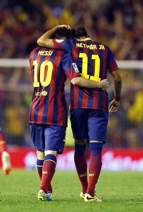 Messi Neymar fcbarcelona
