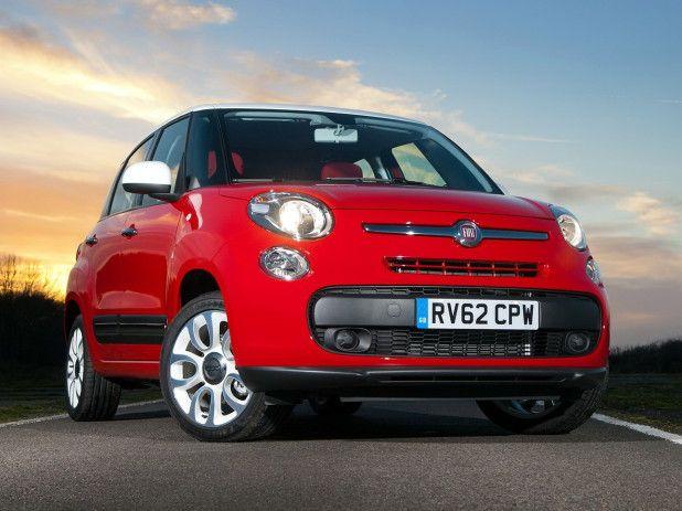 Fiat 500 L (2013) Reviewed
