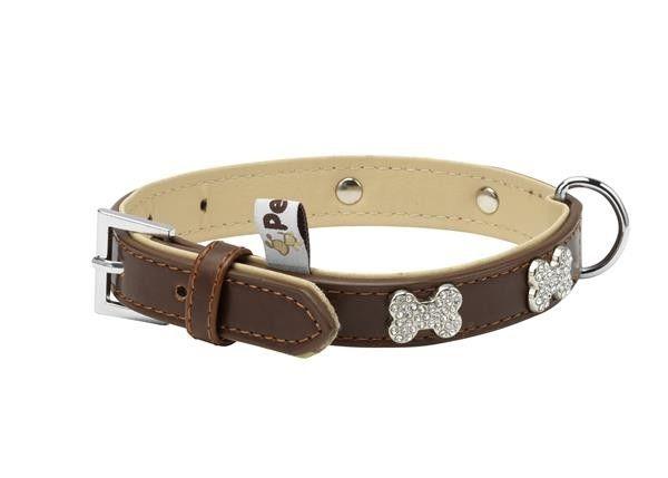 Obroża dla psa http://www.petstation.pl/obroza-w-diamentowe-kostki-petface.html