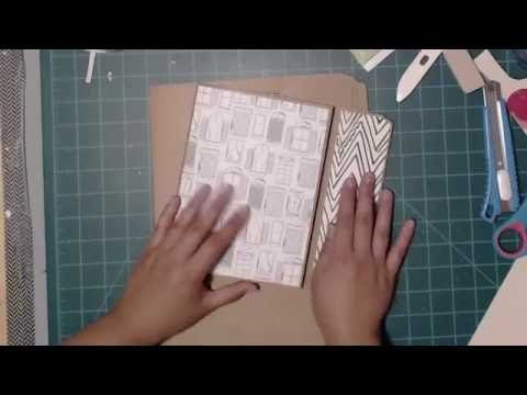 File Folder Flip Book Basic Structure