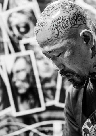 Νέα τάση στο τατουάζ -Γράμματα παντού [εικόνες] | iefimerida.gr