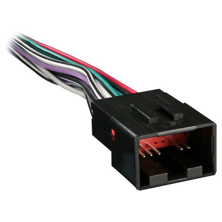 fc1fd9879c3e2e1efb664e3f0380c87e 93 best wiring harness & interface images on pinterest factories raptor installation accessories car stereo wire harness at soozxer.org