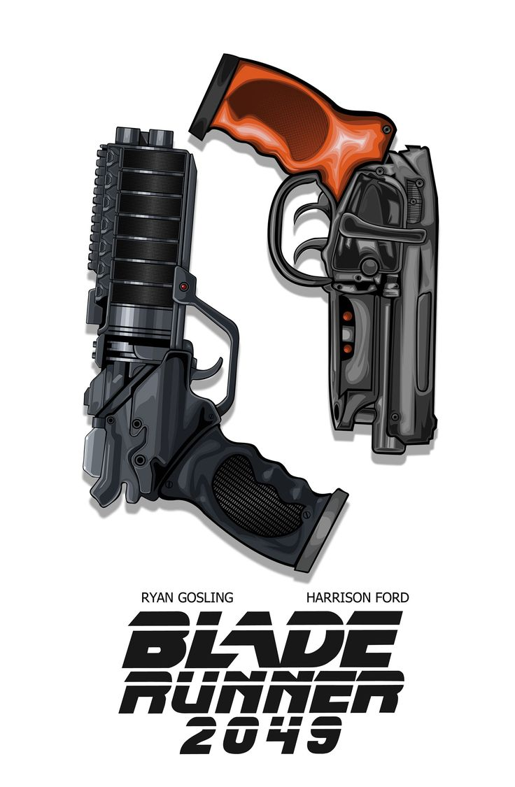12 Best Blasters Images On Pinterest Rifles Star Wars And Origami Ancient Dragon Diagram I882 Photobucket Art Tributes For The Upcoming Blade Runner 2049 Movie