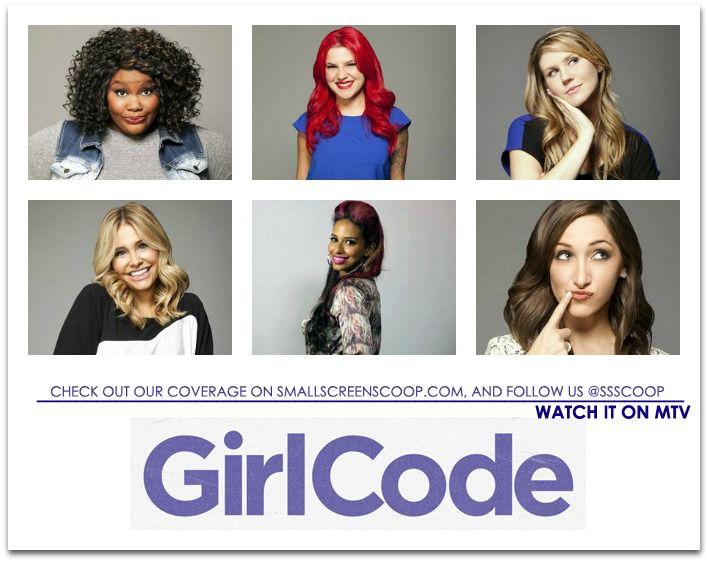 Girl code cast dating