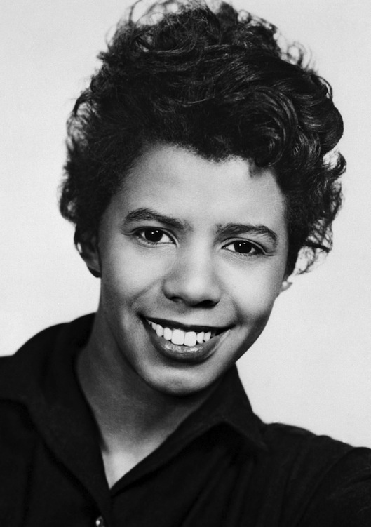 """Lorraine Hansberry, actress  """"The thing that makes you exceptional, if you are at all, is inevitably that which must also make you lonely."""" ― Lorraine Hansberry"""