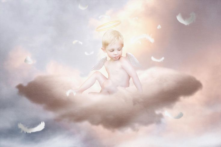 """""""Oh, did you expect me to play fair?"""" Cupid laughed. """"I am the god of love. I am never fair.""""  ― Rick Riordan  #digitalbackdrop #cupid #angel #heaven #clouds #photoshop #valentinesday #valentine #love"""