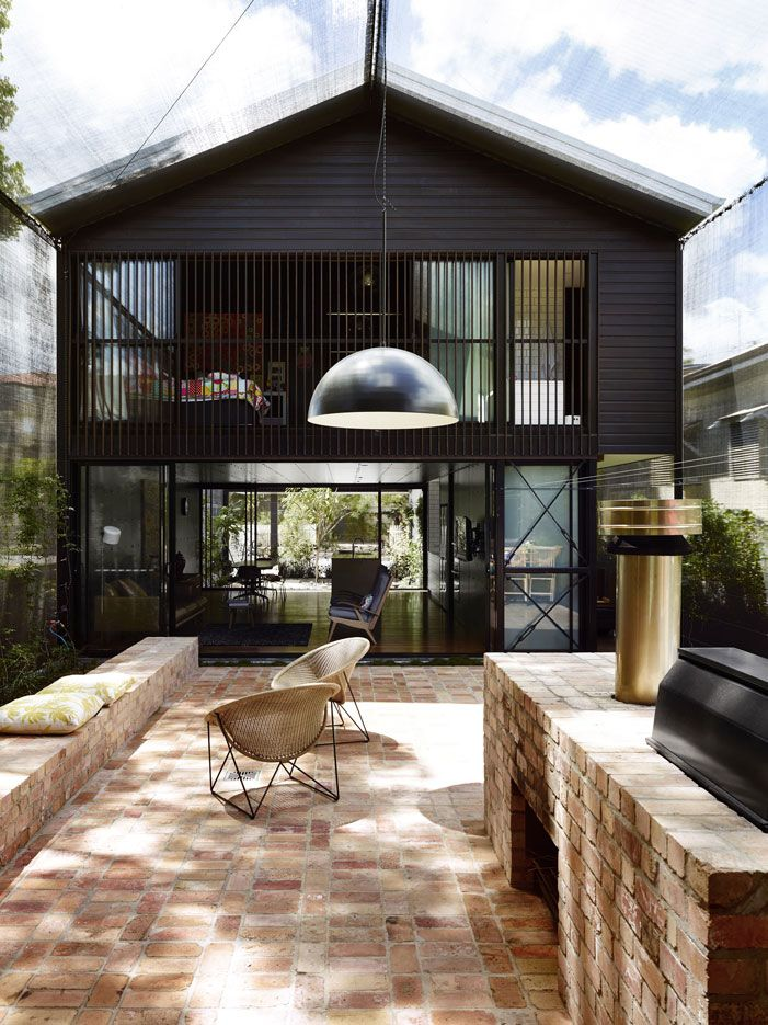 / james russell architect oxlade drive