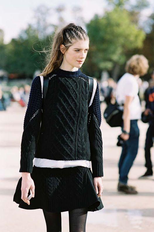 Paris Fashion Week SS 2016....Jessica