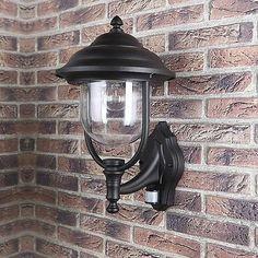 Aussenwandleuchte Wandlampe Bewegungsmelder Außen Lampe Leuchte Sensor Neu