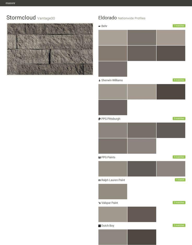 60 best 2016 - Eldorado images on Pinterest | Behr, The gray and ...