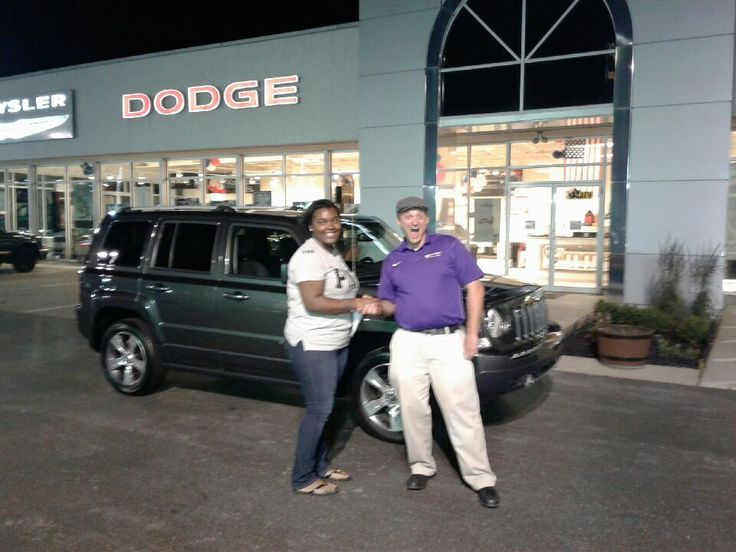 Precious Thomas got to us late last night and we stayed after hours to get her into a new 2017 Jeep Patriot! Sales consultant Bryan Marsh worked with our Sales team to get things done quickly and professionally. Thank you, Precious for coming by to see us and for staying late so that we could take care of you! Congrats and we will see ya on the trails! http://www.zimmermotors.com/staff.aspx