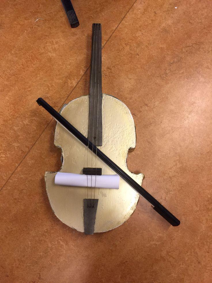 Surprise viool