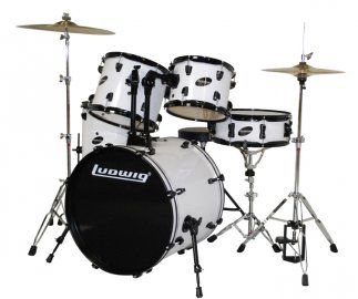 A great beginner drum set (that won't cost parents too much)