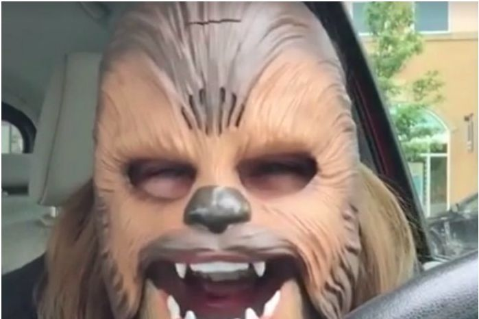 Kohl's gets big marketing boost from Chewbacca mask mom video