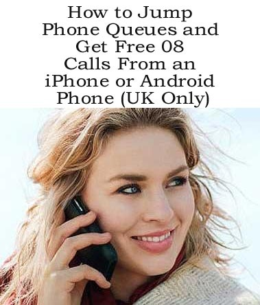 How to Avoid Call Centre Queues and Make Free 08 Mobile Calls (UK Only) http://www.ebay.co.uk/sch/m.html?_odkw=&_osacat=0&_ssn=robs_rare_recordings&_trksid=p2046732.m570.l1313.TR1.TRC0&_nkw=queues&_sacat=0&_from=R40