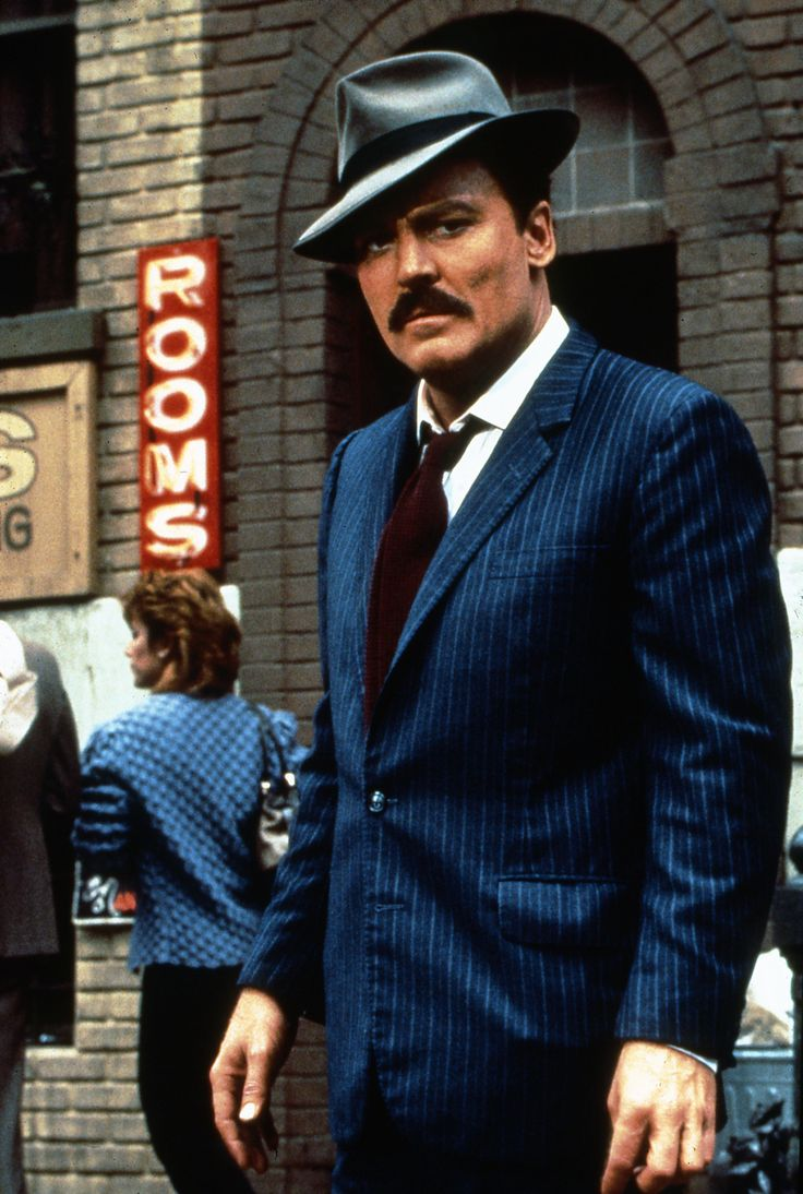 Stacy Keach in Mike Hammer - Mickey Spillane's Mike Hammer ...