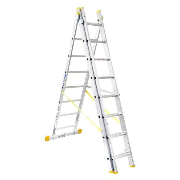 Extension Plus X4 Triple Ladder