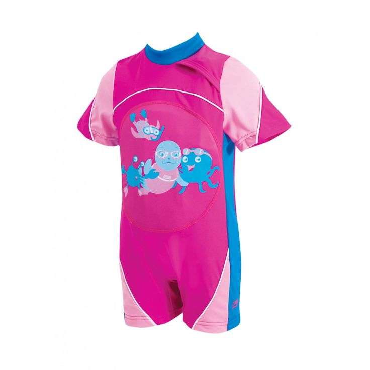 Miss Zoggy Swimfree Floatsuit for ages 1-2 and 2-3yrs, adjustable buoyancy for learn to swim