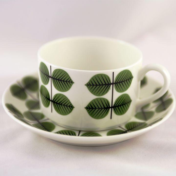 Gustavsberg Bersa Coffee Cup - stig lindberg