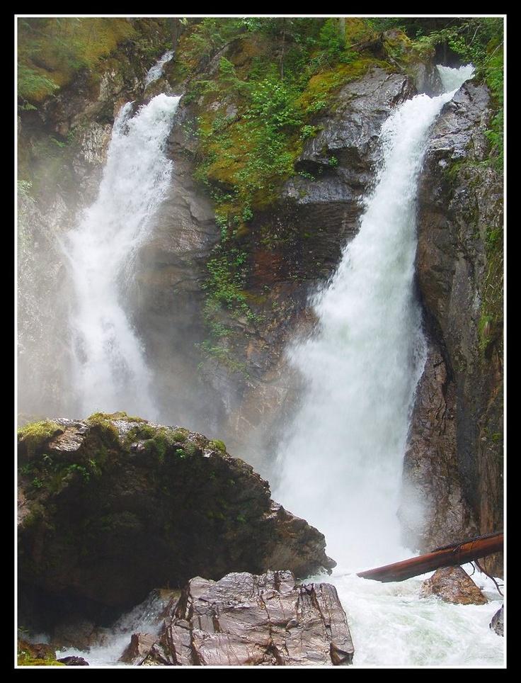 Begbie Falls, near Revelstoke B.C.