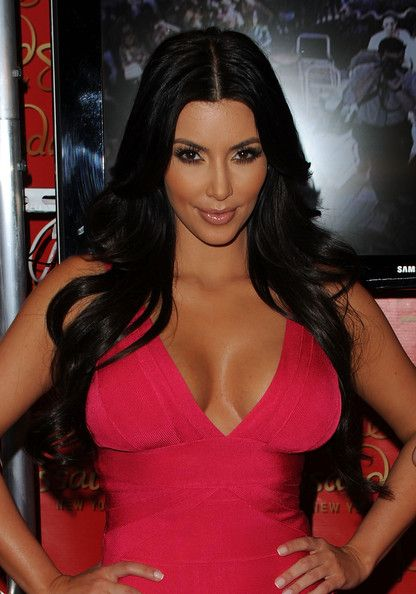 Kim Kardashian Hair, I'm obsessed with it!