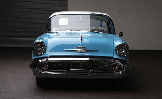 1957 Oldsmobile 88 Two-Door Sedan