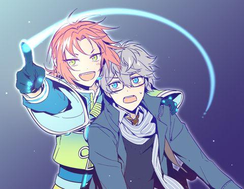 Leo & Izumi | Ensemble Stars!