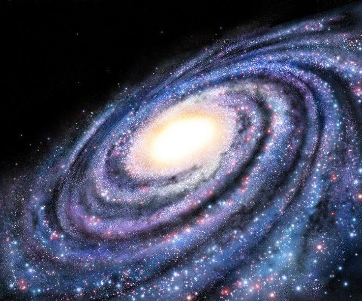 Galaxias espirales y sus brazos